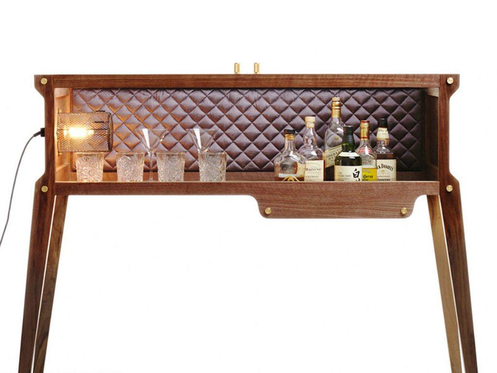 El bar para los verdaderos fanáticos del whisky