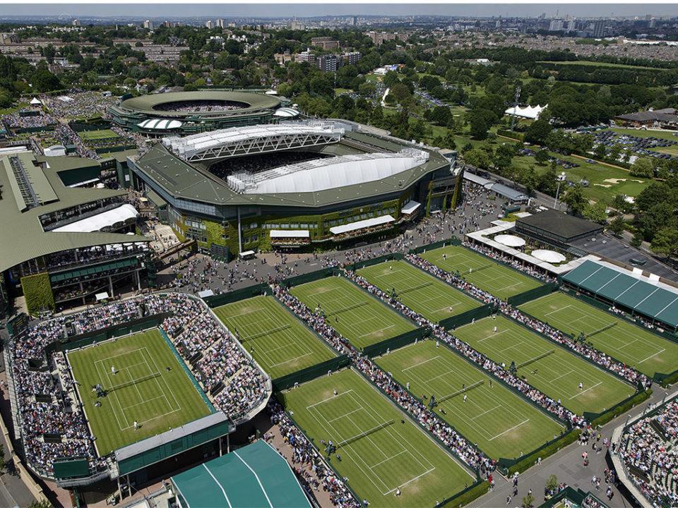 Cómo gastar 50 mil dólares en Wimbledon