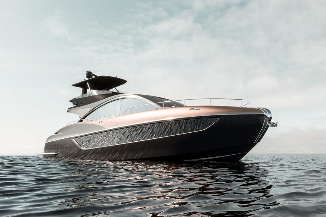 Conquista los siete mares con LY 650, el nuevo yate de Lexus