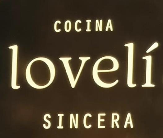 Cocina sincera que solo se puede probar en Lovelí, ¡Conócelo!