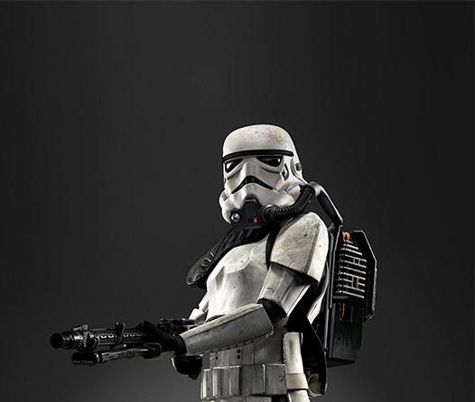 Esto es lo que necesitas para ser un stormtrooper en Disneyland