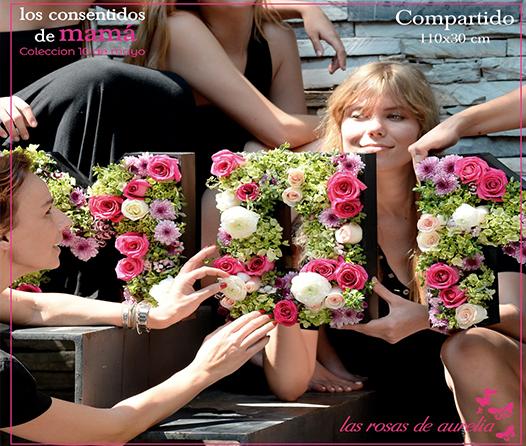 Las rosas de Aurelia, las  flores que encantarán a tu mamá este 10 de mayo