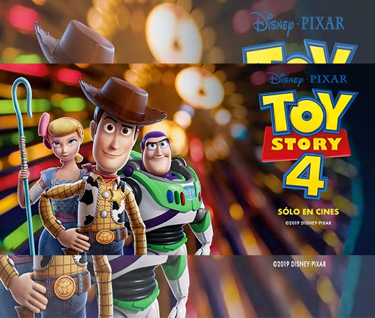 Vive la magia de Toy Story 4 en Rosewood Mayakoba