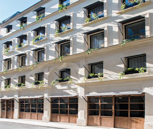 La experiencia del Hotel Parister es la forma ideal de conocer París