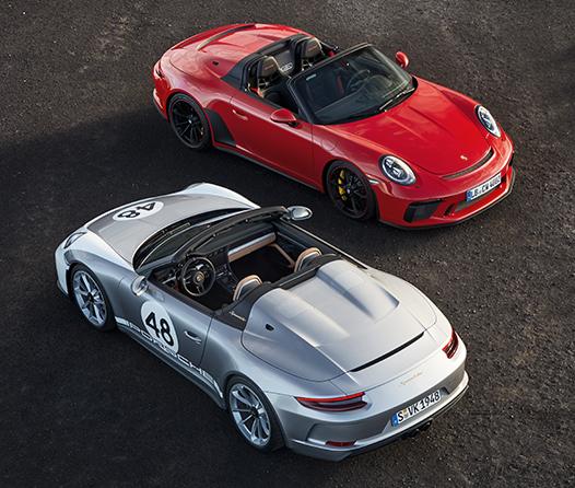 De concepto a producción, tendremos edición limitada del nuevo 911 Speedster