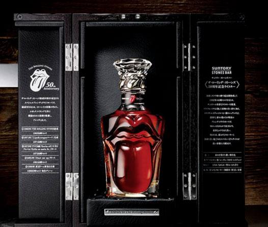 Este único whisky de los Rolling Stones puede ser tuyo