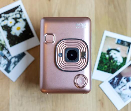 ¡Ya es posible tener audio en tus fotografías gracias a Fujifilm!