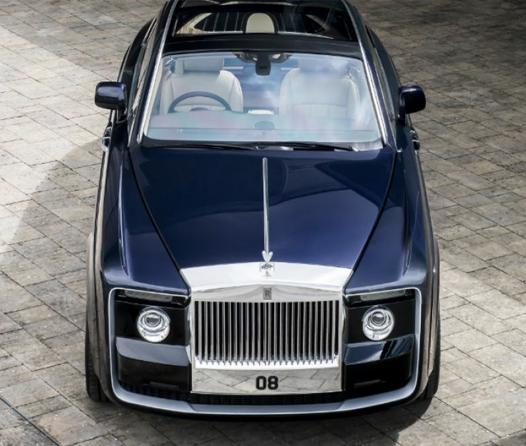 Top 5: Los autos más caros del mundo