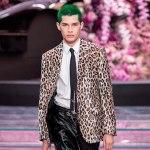 Te presentamos al modelo mexicano que desfiló para Versace