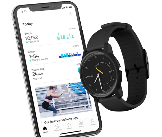 Withings Move Activity Tracking Watch