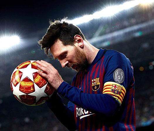 Lionel Messi es el atleta mejor pagado del mundo