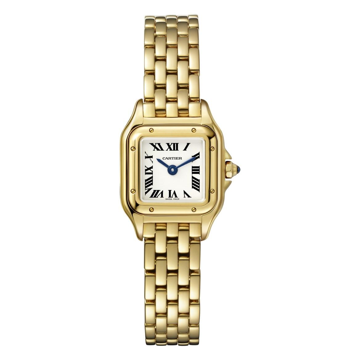 Panthère-de-Cartier-y-Baignoire-Watches