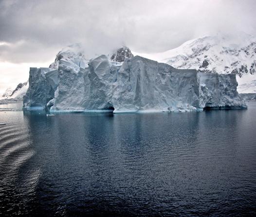 Viaje a la Antártica