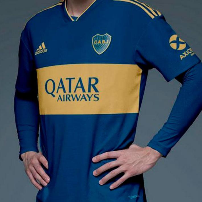Así es como adidas le ganó a Nike la camiseta del Boca Juniors