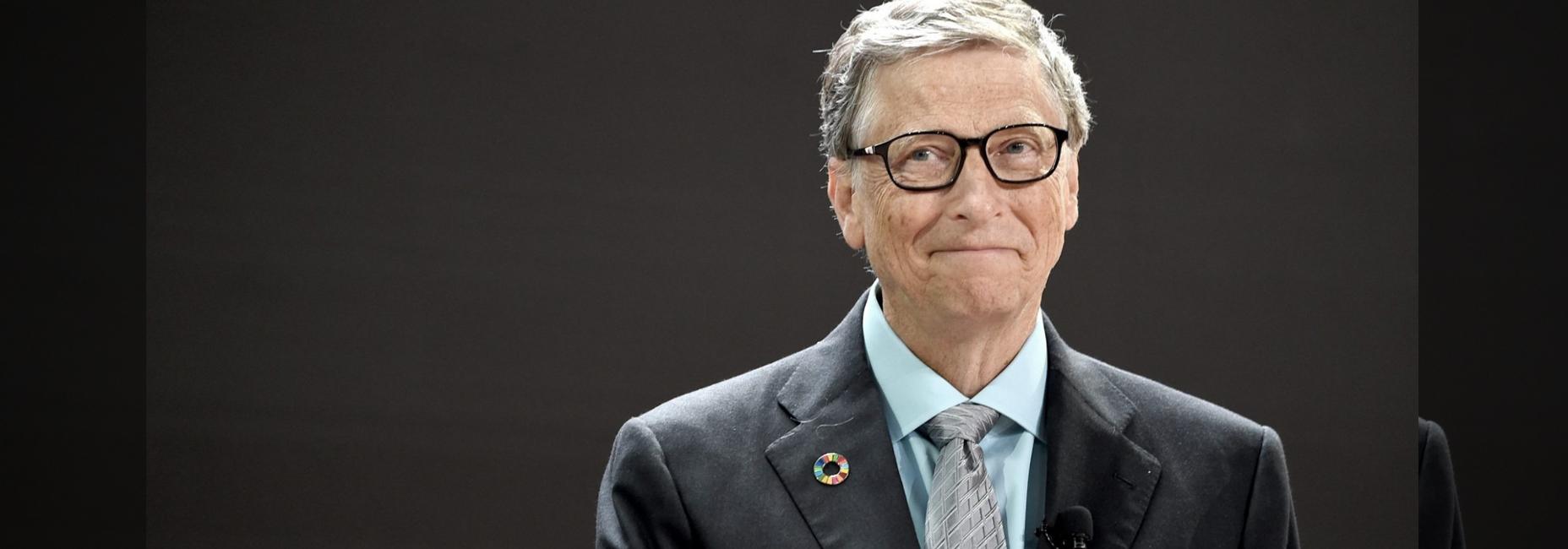 Bill Gates sigue bajando en la lista de las personas más ricas del mundo