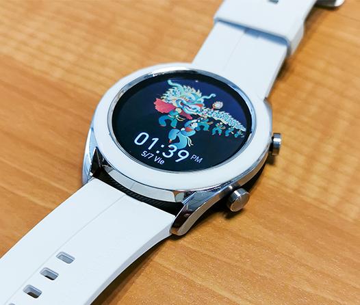 Huawei apuesta por la elegancia en su nuevo smartwatch