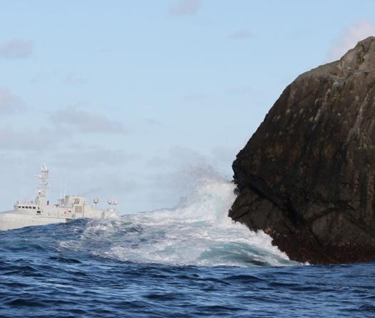 Rockall island