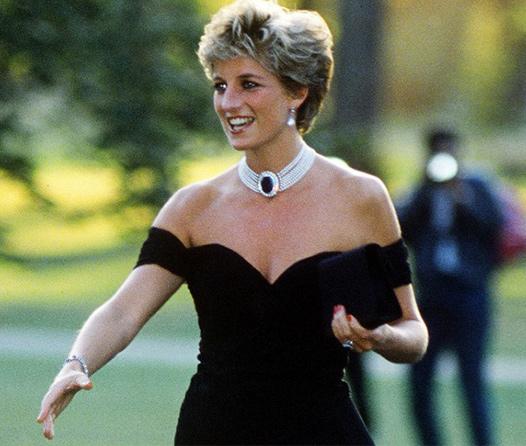 Cinco ocasiones en las que Lady Di fue un icono de estilo