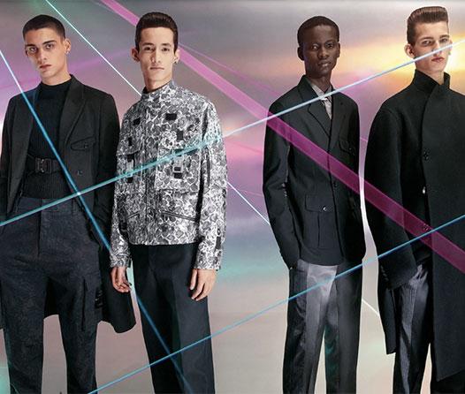 Dior presenta nueva colección masculina: Meta(l)morfosis