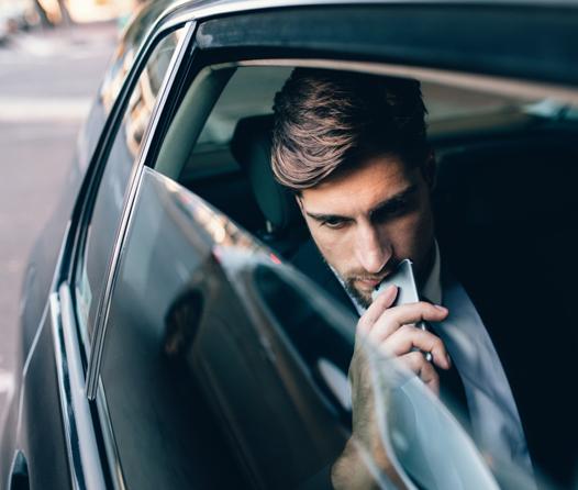 Uber Comfort, la forma de viajar más cómodo y sin hablar con el chofer