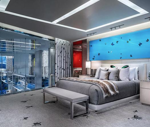 suite de hotel más cara del mundo