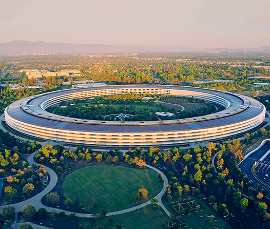 Apple Campus Cupertino, California