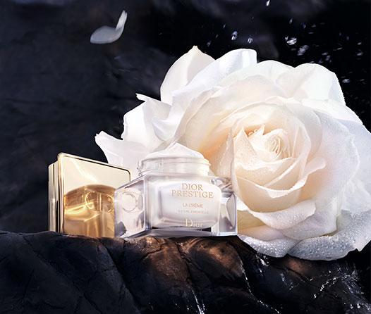 ¿Cuál es el ingrediente estrella que usa Dior en sus tratamientos antiedad?