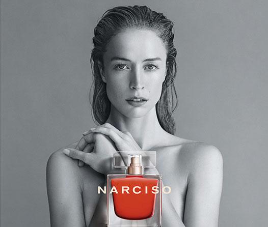Prueba la nueva fragancia de Narciso Rodriguez