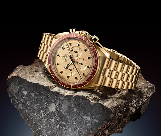 Speedmaster Apollo 11 50th Anniversary LE Moonshine Gold