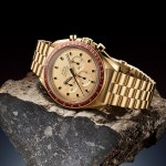 Esta colección revive al reloj que llegó a la Luna de la mano de Neil Armstrong