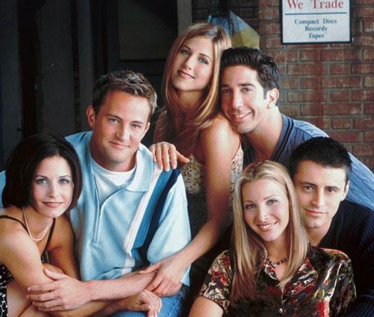 Estas marcas celebran el 25 aniversario de Friends con productos edición limitada