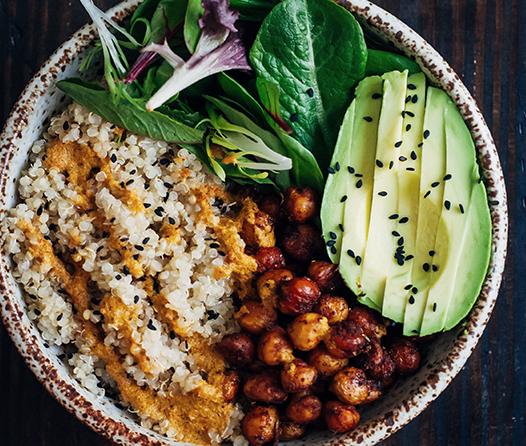Estas son los mejores restaurantes veganos para comer en la CDMX