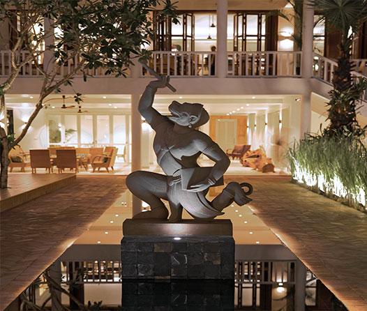 El Club de Corresponsales Extranjeros ahora es un hotel de lujo: FCC Angkor