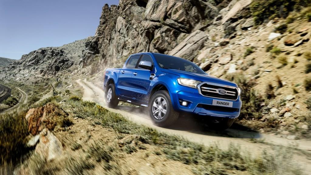 Ford Ranger 2020, una camioneta imparable