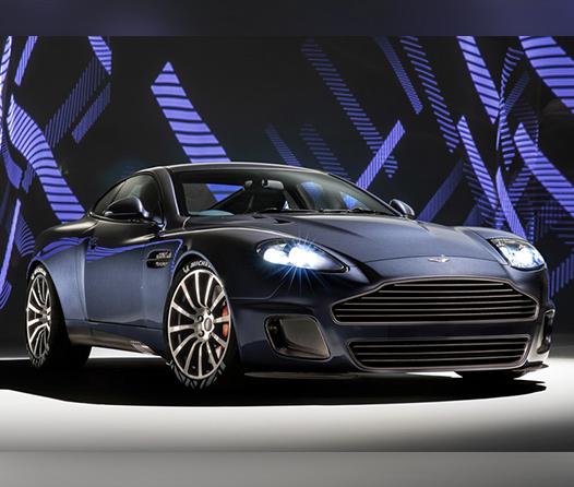 Así se ve un Aston Martin Vanquish creado por el exdiseñador de Jaguar