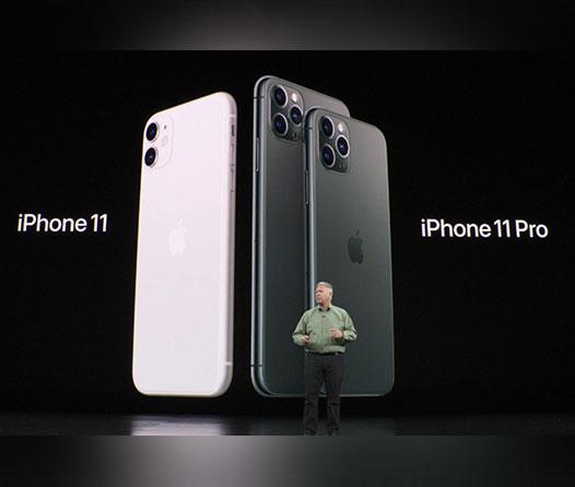 La espera ha terminado: Así son los nuevos iPhone 11 y 11 Pro