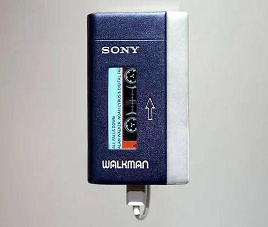 ¿Alguien dijo nostalgia? Sony revive los icónicos Walkman