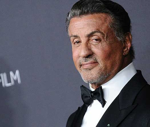 Las marcas de lujo favoritas de Sylvester Stallone