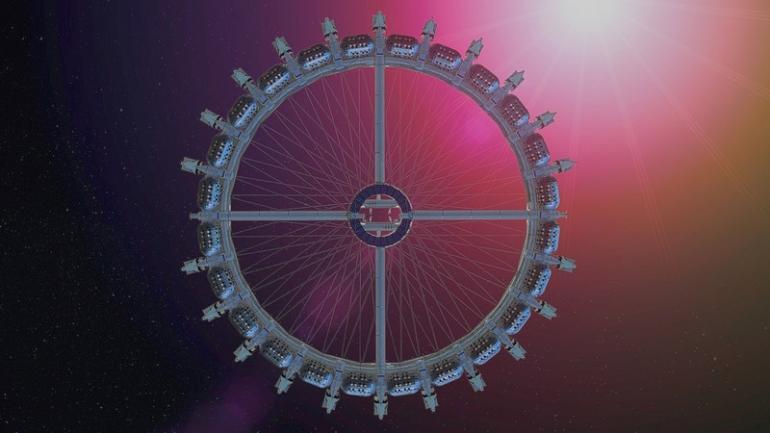 Primer-hotel-espacial-del-mundo-abrirá-sus-puertas-en-2025