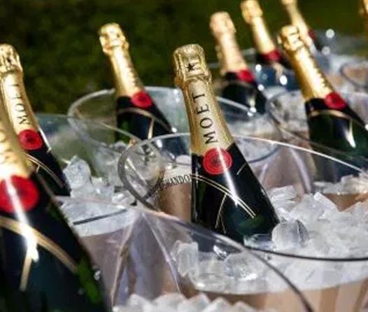 Tips para beber champagne como todo un conocedor