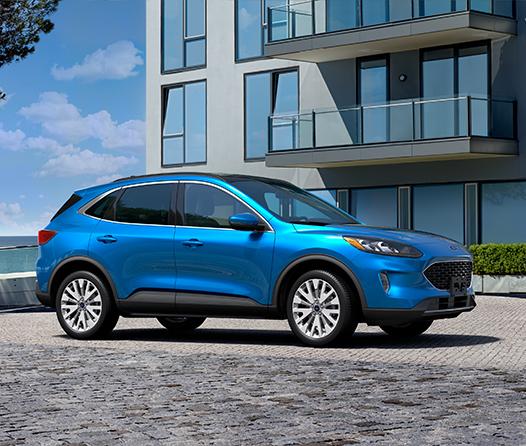 Deportiva, elegante y sofisticada, así es la nueva Ford Escape 2020