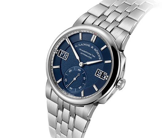 Este reloj de A. Lange & Söhne fue diseñado para los amantes de la alta relojería