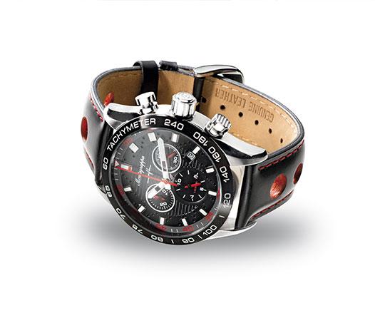 Montegrappa rinde tributo al ex piloto Jean Alesi con un elegante reloj