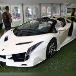 Los lujosos autos del hijo del presidente de Guinea Ecuatorial fueron subastados