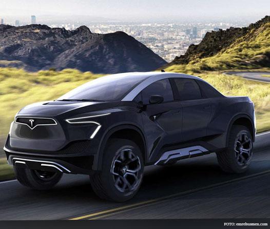 Todo lo que sabemos, hasta ahora, del próximo pickup de Tesla