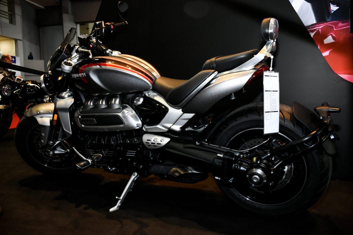 Salón Internacional de la Motocicleta México 2019