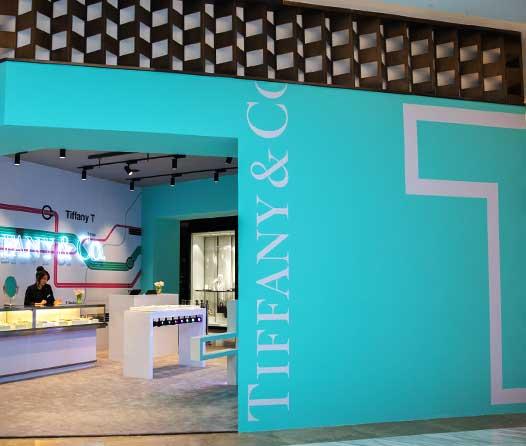 No puedes perderte la nueva pop-up de Tiffany en Polanco