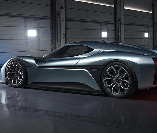 Estos son los autos eléctricos más rápidos del mundo