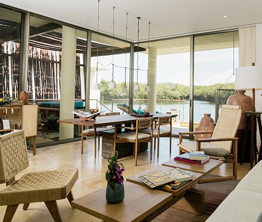 Rosewood Mayakoba regresa a la Riviera Maya con un lujoso nuevo diseño