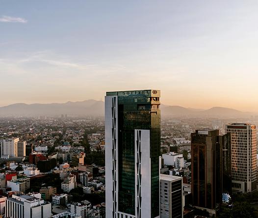 Vive la sofisticación francesa en la CDMX dentro del primer Sofitel de México